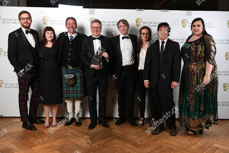 Exclusive - Lesley Shields, Jim Allison, Mick McAvoy, Paul Mitchell, Steven McGinty, Lottie Johnson - Specialist Factual - Yes/No Inside The Indyref, presented by Iain Stirling and Sharon Rooney