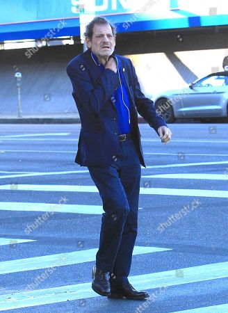 Editorial image of Howard Rosenman out and about, Los Angeles, USA - 02 Nov 2019