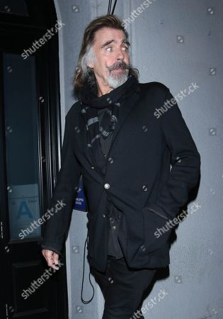 Editorial picture of Jeff Fahey out and about, Los Angeles, USA - 02 Nov 2019