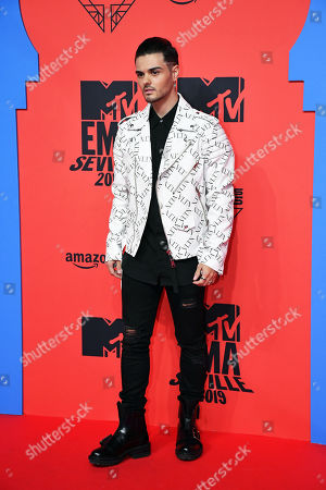Editorial picture of Arrivals - MTV EMAs 2019, Seville, Spain - 03 Nov 2019