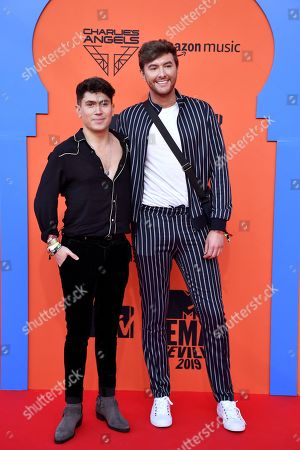 Editorial photo of Arrivals - MTV EMAs 2019, Seville, Spain - 03 Nov 2019
