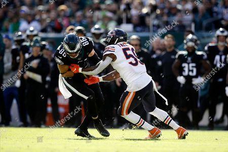 Editorial image of Bears Eagles Football, Philadelphia, USA - 03 Nov 2019