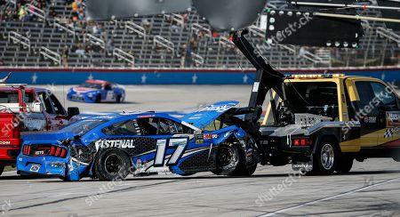 Editorial image of NASCAR Texas Auto Racing, Fort Worth, USA - 03 Nov 2019