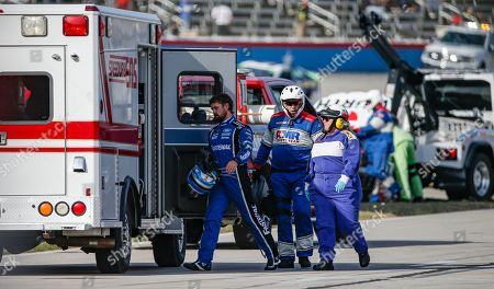 Editorial picture of NASCAR Texas Auto Racing, Fort Worth, USA - 03 Nov 2019
