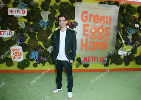 Editorial photo of 'Green Eggs and Ham' TV show premiere, Arrivals, Hollywood American Legion Post 43, Los Angeles, USA - 03 Nov 2019