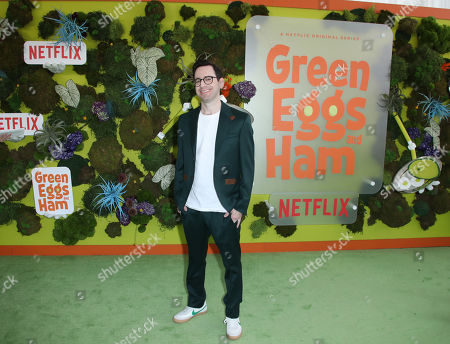 Editorial image of 'Green Eggs and Ham' TV show premiere, Arrivals, Hollywood American Legion Post 43, Los Angeles, USA - 03 Nov 2019