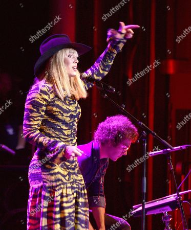 Editorial image of 'Live in the Vineyard' music festival, Day 2, Napa, California, USA - 02 Nov 2019