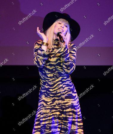 Editorial picture of 'Live in the Vineyard' music festival, Day 2, Napa, California, USA - 02 Nov 2019