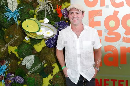 Editorial picture of Green Eggs and Ham premiere, Los Angeles, USA - 03 Nov 2019
