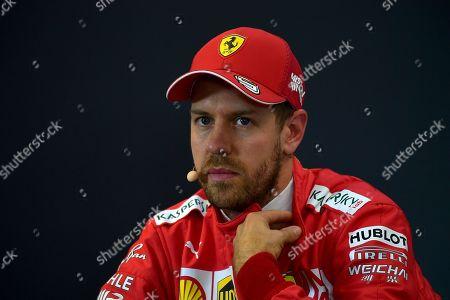 Second position for Sebastian Vettel (GER#5), Scuderia Ferrari Mission Winnow