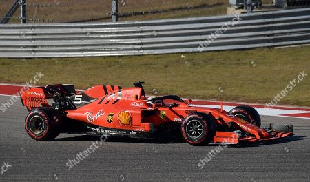 Sebastian Vettel (GER#5), Scuderia Ferrari Mission Winnow