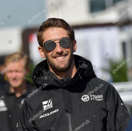 Romain Grosjean (FRA#8), Rich Energy Haas F1 Team