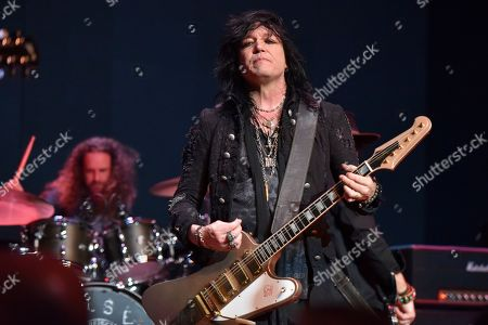 Editorial photo of Tom Keifer and L.A. Guns in Concert - , IL, St. Charles, USA - 02 Nov 2019