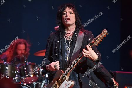 Editorial image of Tom Keifer and L.A. Guns in Concert - , IL, St. Charles, USA - 02 Nov 2019