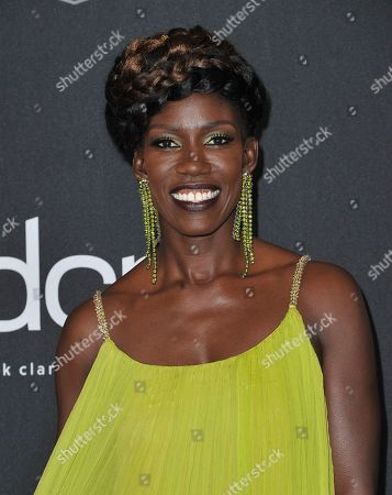Bozoma Saint John arrives at the 23rd annual Hollywood Film Awards, at the Beverly Hilton Hotel in Beverly Hills, Calif