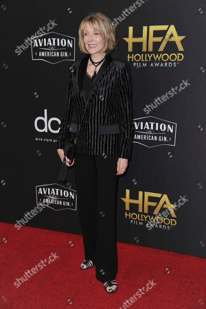 Susan Blakely arrives at the 23rd annual Hollywood Film Awards, at the Beverly Hilton Hotel in Beverly Hills, Calif