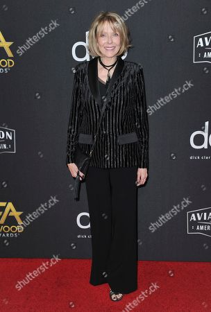 Stock Picture of Susan Blakely arrives at the 23rd annual Hollywood Film Awards, at the Beverly Hilton Hotel in Beverly Hills, Calif