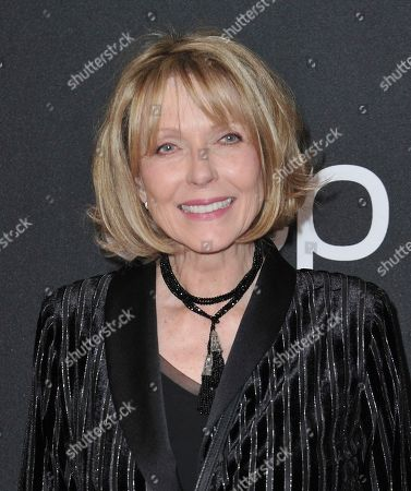 Stock Image of Susan Blakely arrives at the 23rd annual Hollywood Film Awards, at the Beverly Hilton Hotel in Beverly Hills, Calif
