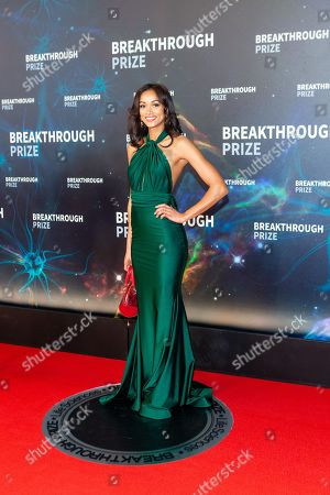 Editorial photo of Breakthrough Prize Ceremony, Arrivals, Mountain View, USA - 03 Nov 2019