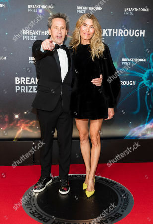 Editorial image of Breakthrough Prize Ceremony, Arrivals, Mountain View, USA - 03 Nov 2019