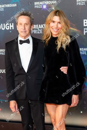 Editorial picture of Breakthrough Prize Ceremony, Arrivals, Mountain View, USA - 03 Nov 2019