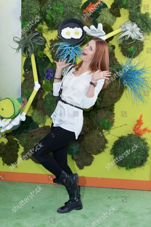 """Anna Trebunskaya attends the premiere of Netflix's """"Green Eggs and Ham"""" at the Hollywood American Legion Post 43 on in Los Angeles"""