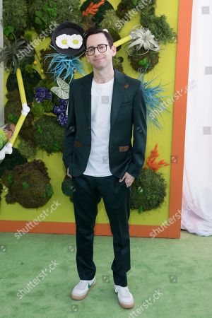 """Stock Image of Jared Stern attends the premiere of Netflix's """"Green Eggs and Ham"""" at the Hollywood American Legion Post 43 on in Los Angeles"""