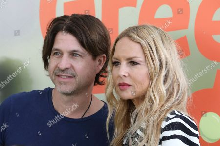 """Rodger Berman, Rachel Zoe. Rodger Berman and Rachel Zoe attend the premiere of Netflix's """"Green Eggs and Ham"""" at the Hollywood American Legion Post 43 on in Los Angeles"""