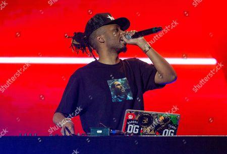 Editorial photo of 'Day N Vegas' music festival, Day 2, Las Vegas, USA - 02 Nov 2019