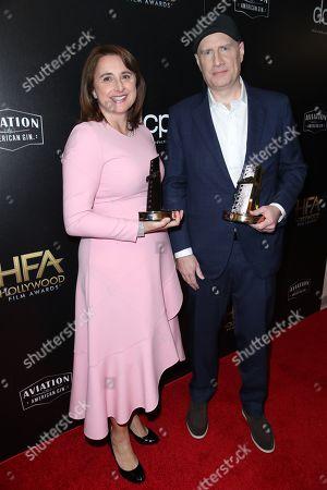 Editorial photo of 23rd Annual Hollywood Film Awards, Press Room, Beverly Hilton, Los Angeles, USA - 03 Nov 2019