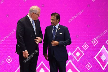 Editorial image of The 35th ASEAN Summit and Related Summits, in Bangkok, Thailand - 04 Nov 2019