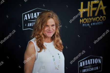 Stock Image of Dale Dickey poses for photographers upon arrival at the 23rd annual Hollywood Film Awards at The Beverly Hilton in Los Angeles, California, USA, 03 November 2019.