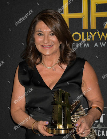 Editorial image of Hollywood Film Awards in Los Angeles, USA - 03 Nov 2019