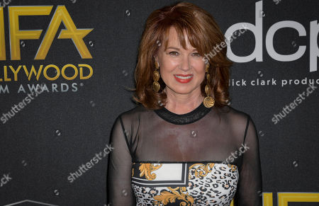 Lee Purcell poses for photographers upon arrival at the 23rd annual Hollywood Film Awards at The Beverly Hilton in Los Angeles, California, USA, 03 November 2019.
