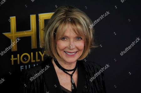 Susan Blakely poses for photographers upon arrival at the 23rd annual Hollywood Film Awards at The Beverly Hilton in Los Angeles, California, USA, 03 November 2019.