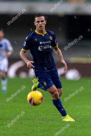Stock Picture of Valerio Verre (Hellas Verona)