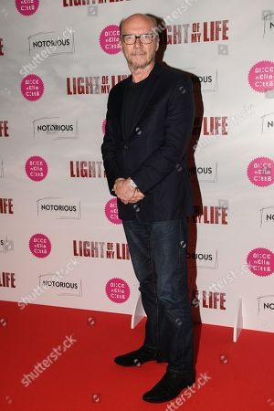Editorial image of 'Light of My Life' film premiere, Rome, Italy - 03 Nov 2019