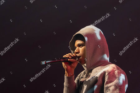 Stock Photo of A Boogie Wit Da Hoodie