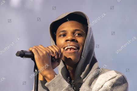 Stock Image of A Boogie Wit Da Hoodie