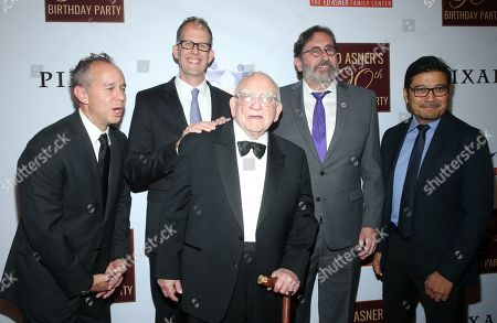 Editorial picture of Ed Asner's 90th birthday event, Hollywood, Los Angeles, USA - 03 Nov 2019