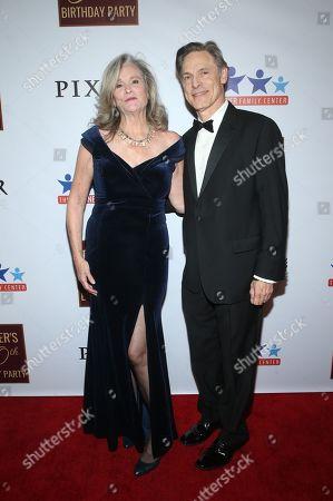 Stock Picture of Pamela Guest, Nicholas Guest