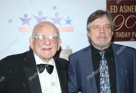 Ed Asner, Mark Hamill
