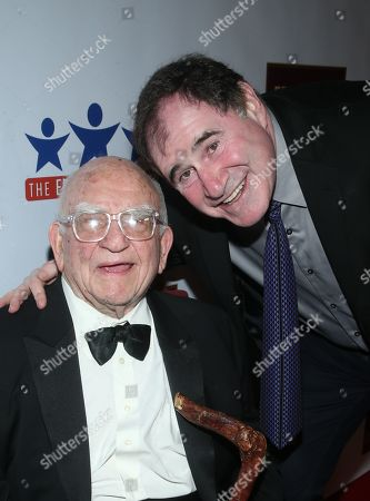 Ed Asner, Richard Kind