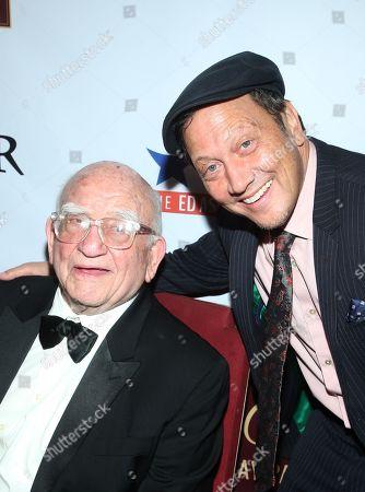 Ed Asner, Rob Schneider