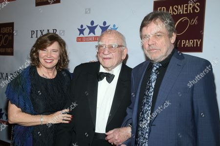 Marilou York, Ed Asner, Mark Hamill