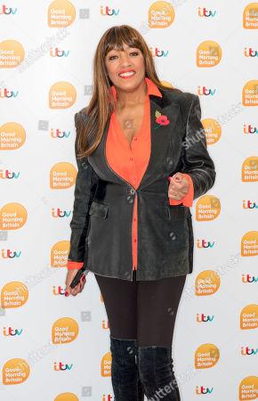 Editorial photo of 'Good Morning Britain' TV show, London, UK - 04 Nov 2019