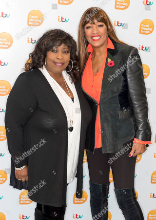 Editorial photo of 'Good Morning Britain' TV show, London, UK - 04 Nov 2019