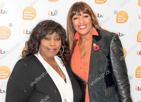 Ruby Turner and Sheila Ferguson