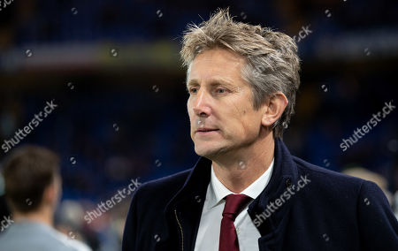 Edwin van der Sar - Chief Executive of Ajax