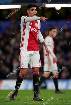 Edson Alvarez of Ajax